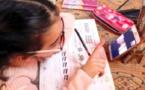 A la télévision ou sur tablettes, l'école au temps du coronavirus au Monde arabe
