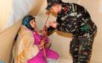 La médecine militaire en ordre de bataille contre le conavirus