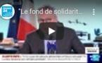 """""""Le fond de solidarité sera maintenu"""" jusqu'à la fin de la crise, affirme Bruno Lemaire"""