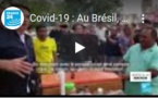 Covid-19 : Au Brésil, Bolsonaro défie le confinement