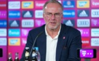 Rummenigge : La crise va stopper l'inflation malsaine dans le foot
