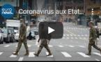 """Coronavirus aux Etats-Unis : """"Un moment comme Pearl Harbor"""" mais dans tout le pays"""