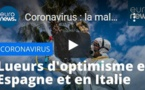 Coronavirus : la maladie progresse moins vite qu'avant en Europe