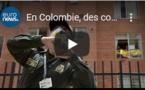 En Colombie, des cours de zumba pour redonner le moral