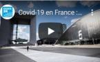 Covid-19 en France : avec 166 décès en 24 heures, le bilan quotidien encore en baisse