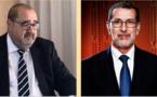 Driss Lachguar se réunit  avec Saad Eddine El Otmani