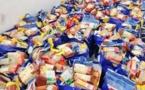 Des aides distribuées aux migrants subsahariens de Casablanca