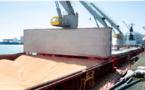 Forte hausse des importations  des céréales à fin avril
