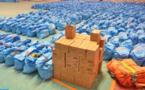 50 tonnes d'aides alimentaires aux familles démunies de Zagora