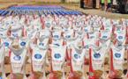 Solidarité envers 350 familles nécessiteuses d'El Kelâa des Sraghna