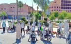 Campagne de désinfection et de stérilisation des espaces publics à Benguérir