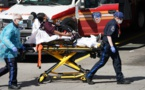 Les Etats-Unis franchissent la barre des 100.000 morts
