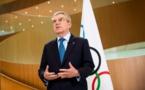 Le président du CIO consulte les membres sur les effets de la crise causée par le coronavirus