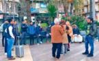 Rapatriement des Marocains bloqués en Espagne