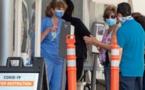Les contagions au coronavirus s'accélèrent aux Etats-Unis