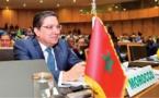 Nasser Bourita : Le Maroc a matérialisé son engagement pour un pacte bicontinental UE-Afrique