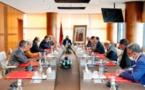 Saad Dîne El Otmani reçoit les parlementaires de la région de Fès-Meknès ravagée par la grève
