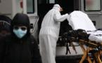 Record de contaminations aux Etats-Unis