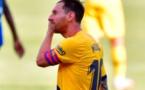 Conte balaie les rumeurs sur la venue de Messi à l'Inter Milan