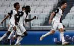 La Juventus force 9 !