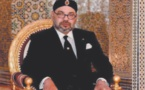 Message de condoléances de S.M le Roi au Président libanais