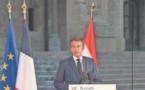 Macron réclame une enquête internationale