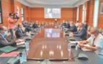 Adoption par la Chambre des représentants et celle des conseillers d'un projet de loi édictant des mesures spécifiques à l'état d'urgence sanitaire