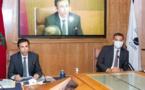 Rencontre entre le ministre de l'Economie et des Finances et la CGEM autour du PLF 2021 et de la relance de l'économie