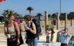 Le ministère s'abstient de communiquer sur le nombre total de touristes