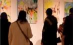 Des plasticiens marocains et africains participent à une exposition d' art collective à Casablanca