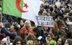 Du vert-kaki au vert-de-gris ou la sénescence du pouvoir militaire algérien