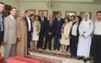 Le Bureau politique chez Mohamed Elyazghi