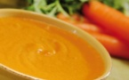 Recette : Soupe aux carottes