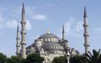 La Mosquée bleue L'une  des attractions  les plus populaires d'Istanbul