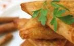 Recette : Briouates aux crevettes