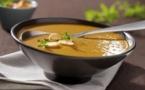 Recette : Soupe de poisson aux poireaux