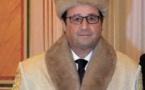 Les internautes se moquent de l'allure de Hollande