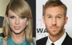 Taylor Swift  en relation avec Calvin Harris
