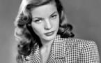 Des objets de Lauren Bacall vendus 3,6 millions de dollars aux enchères