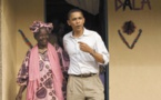 Obama tient une promesse qu'il a faite à sa grand-mère