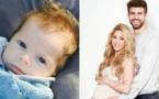 Shakira dévoile la petite bouille de son bébé sur Twitter