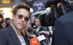 Agacé, Robert Downey quitte une interview