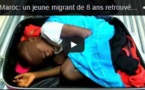 Maroc: un jeune migrant de 8 ans retrouvé dans une valise