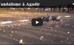 Vandalisme après le match WAC-HUSA