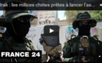 Irak : les milices chiites prêtes à lancer l'assaut sur Ramadi tombée aux mains de l'EI