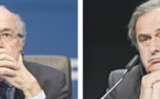 Blatter et Platini présents devant la commission de recours de la FIFA