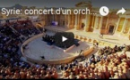 Syrie: concert d'un orchestre symphonique russe à Palmyre