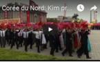 Corée du Nord: Kim préside un défilé géant à Pyongyang