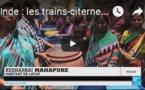 Inde : les trains-citernes, lueur d'espoir face la sécheresse
