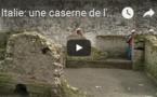 Italie: une caserne de l'Antiquité trouvée en creusant le métro